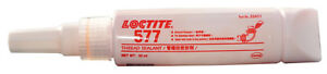 Loctite 577 Medium-strength, general purpose thread sealant