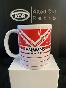 St Helens rugby league Retro Kit Mug