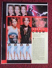 2000 Magazine Photo Article ~ SHERYL CROW