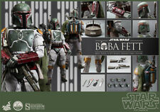 Hot Toys Star Wars 4 Return of the Jedi Boba Fett 1/4 Scale Figure In Stock NEW