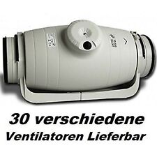 S&P Soler Palau TD-1000/200 SILENT  Kanalventilator Kanallüfter Lüfter Grow