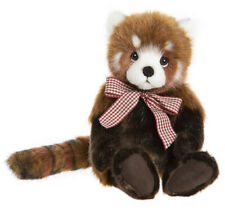Truckle by Charlie Bears - Bearhouse Collection Red Panda plush - BB204004