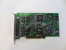 Adlink Pci-7300A 80 Mb/S High-Speed 32-Ch Digital I/O Card - Used