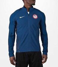 Nike Mens Team USA Flex Running Jacket 807483 451 size Medium