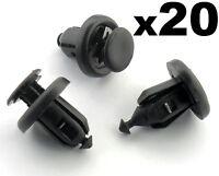 20x Honda Bumper, Engine Undertray & Wheel Arch Lining, Splashguard Trim Clips
