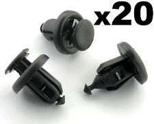 20x Honda Bumper, Engine Undertray & Wheel Arch Lining, Splashguard Trim Clips