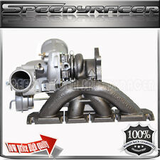 New OEM Replacement Turbocharger for 2005-2009 Audi A4 2.0T B7 Turbo Charger