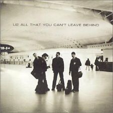 U2 All That You Can't Leave Behind 2000 12 tracks CD Album immaculate condition