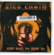 (AA331) Zico Chain, Where Would You Rather Be? - DJ CD