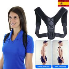 Corrector de postura hombros espalda lumbar columna vertebral terapia