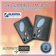 Gliderol TM305C Garage Door Remote