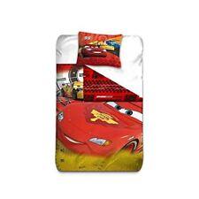 Housse de couette Taie enfant Disney Cars Reversible 140 x 200 cm