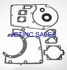 GASKET SET STIHL 050 051 W/OIL SEALS
