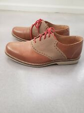 1901 Nordstrom Mens Leather Oxford Dress Shoes - Size 10.5
