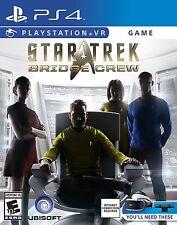 NEW Star Trek: Bridge Crew (Sony PlayStation 4, 2016)