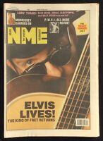 NME 18 February 1989 Elvis Costello MorrisseyRocky Horror Show PWEI