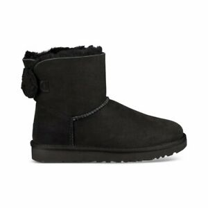 UGG BLACK Arielle Booties, Size US 7