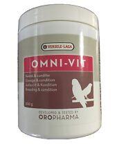 Versele-Laga Omni-Vit 200g Water Soluble Bird Vitamins