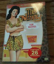The Nanny: Complete Second Season (DVD, 2006) 2 Fran Drescher comedy sitcom NEW