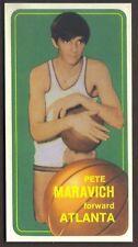 Pistol Pete Maravich Rookie Rp #123 Hawks