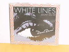 MAXI CD - DURAN DURAN - WHITE LINES - PROMO
