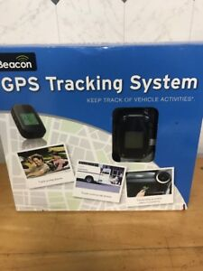 Beacon GPS Tracking System H2000 Keep Track of Vehicle Activities