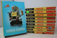 Guided Reading lot of 10 Ungifted by Gordon Korman Paperback & Hardcover Books
