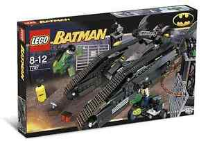 Lego Batman The Bat Tank 7787 The Riddler and Banes Hideout New Sealed DC Comics