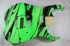 Swirled body fits Ibanez (tm) 7 string RG and UV Necks, OFR Bridge P269