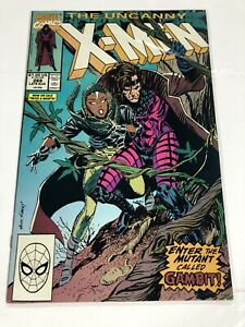 The Uncanny X-Men 266 First Full Appearance App Of Gambit!