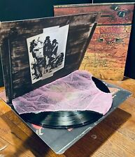 ALICE COOPER - SCHOOL'S OUT - LIMITED EDITION DIE CUT DESK COVER WITH PANTIES