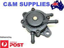 Fuel Pump Briggs and Stratton Kohler Kawasaki Honda or anything with a pulse
