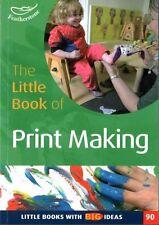 The Little Book of Print-making by Lynne Garner (Paperback, 2014)