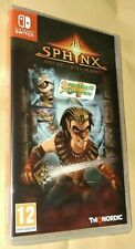 Sphinx and The Cursed Mummy Nintendo Switch NEW SEALED Free UK p&p Pal