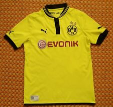 2012 - 2013 Borussia Dortmund, Home Football Shirt by Puma, Boys L, 152