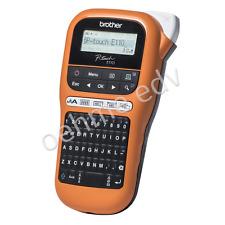 Brother P-touch E110 E 110 Beschriftungsgerät Labelprinter neu ovp inkl. Band