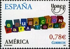 [CF6003] España 2007, América UPAEP (MNH)
