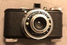 Vintage Spartus 35F Model 400 35mm Camera Herold Mfg Nice & Works