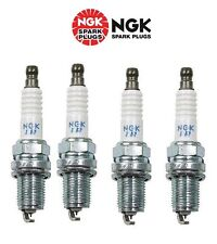 For Acura RSX Type-S 02-06 Honda Civic S2000 Set of 4 Spark Plugs NGK OEM 7746