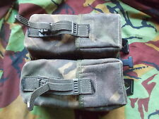 GENUINE ISSUE UK PLCE dpm irr X6 5.56MM SA80 M4 MAG AMMO WEBBING POUCH AIRBORNE