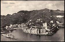 """Portofino - Panorama"" - viaggiata - 1936"