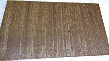 "Sucupira Ipe wood veneer sample 6"" x 3.5"" raw no backer 1/42"" thickness ""A"""