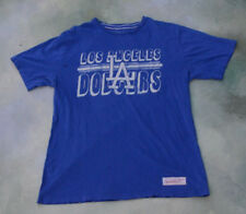 Vintage Mitchell & Ness MLB Los Angeles Dodgers T-Shirt Size M.