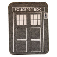 DOCTOR WHO TARDIS FELT TABLET SLEEVE CASE IPAD OFFICIAL BBC GREAT GIFT