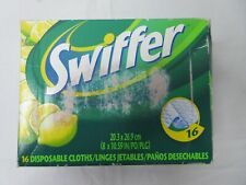 Vintage Swiffer Disposable cloths - 16 count - unopened box