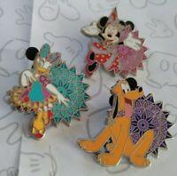 Festival of Fantasy Parade Trading Lanyard Starter Set Choose a Disney Pin
