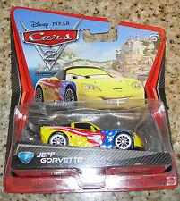 Jeff Gorvette Cars 2  #7 Die Cast Car Limited Edition Jeff Gordon Nascar