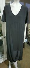 ts jersey dress.SzS/14-16.Stretch comfort in mocca.Good for layering.As new