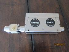 Celwave Dual Isolator Circulator 865-985 MHz >50 dB Isolation with 60 watt load