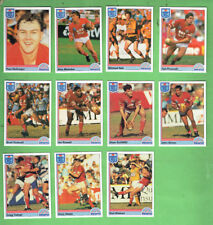 1992 RUGBY LEAGUE CARDS - ILLAWARRA STEELERS
